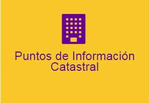 Puntos de Información CAtastral