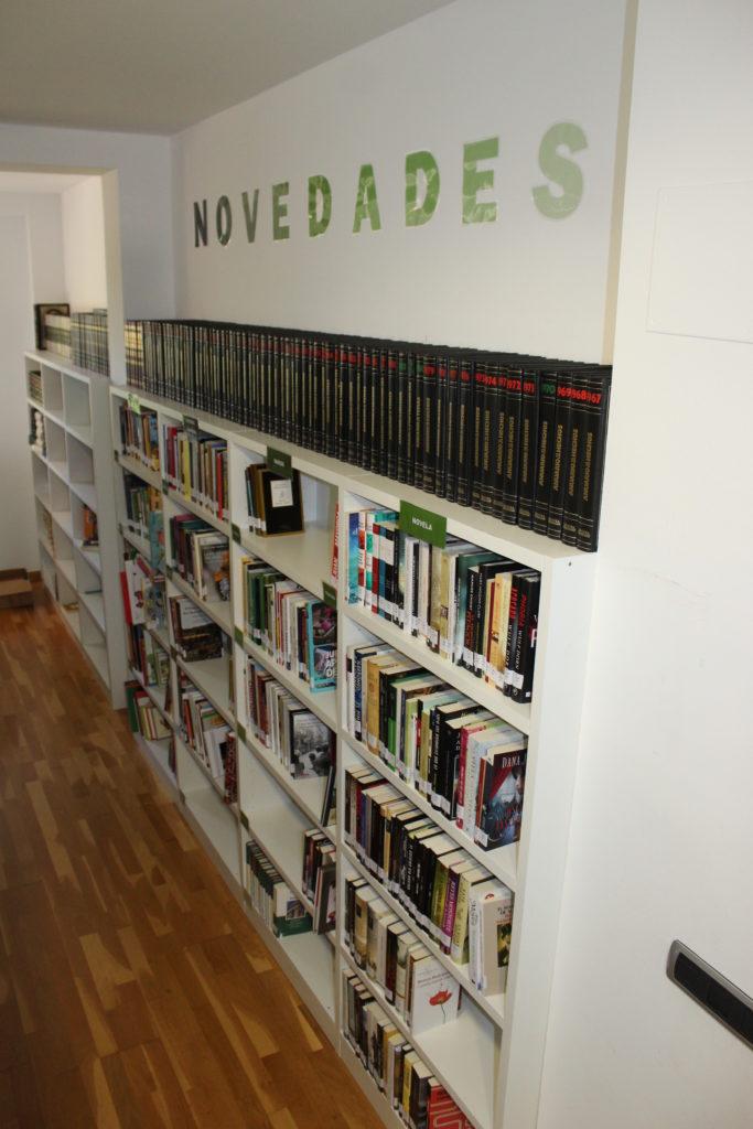 Imagen de la Biblioteca Municipal de Carracedelo